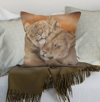 Purrfect Pals Scatter Cushion