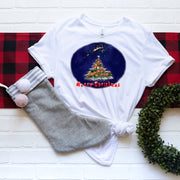 The Herd Christmas Tree T-Shirt