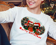 """The Marmalade Christmas Family"" Jumper"
