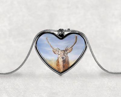 The Stag Hare Pendant
