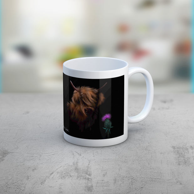 Thistle - 10oz Ceramic Mug