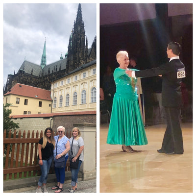 Waking Up (and Dancing!) in Prague