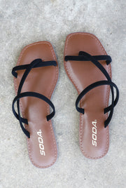 Breaking Ground Sandals