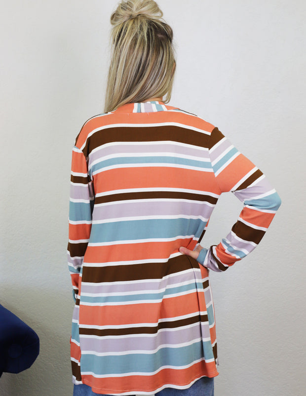 Seeing Stripes Cardigan