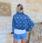 Dancing Among Stars Jacket