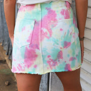 Top It Tie Dye Skirt