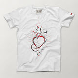 Passion Tattoo T-Shirt Uomo T-Shirt