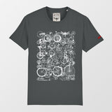 Bicycles T-Shirt Uomo T-Shirt