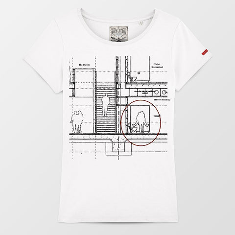 Architect T-Shirt Donna T-Shirt