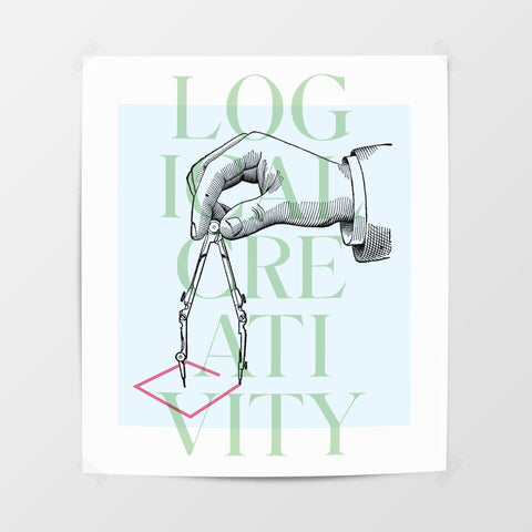 Logical Creativity Poster