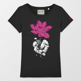 Lotus Color T-Shirt Donna T-Shirt