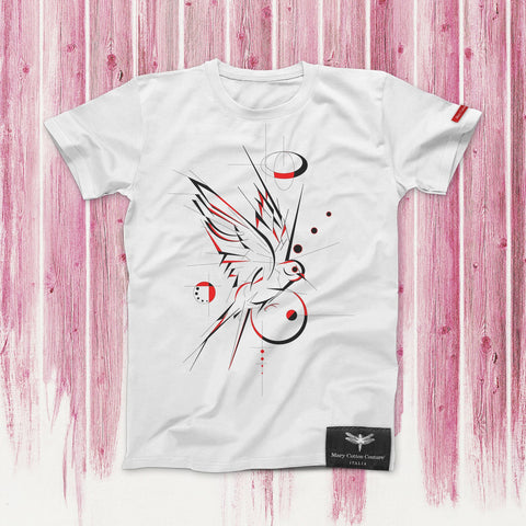 Bird Tattoo Bambino T-Shirt
