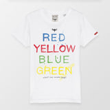 Favourite Colour Kids T-Shirt Bambino
