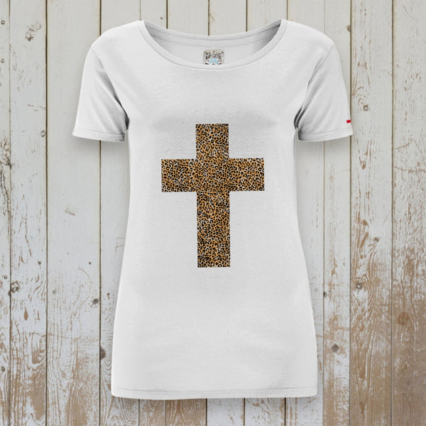 Cross T-Shirt Donna T-Shirt
