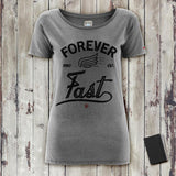 Forever Fast T-Shirt Donna T-Shirt