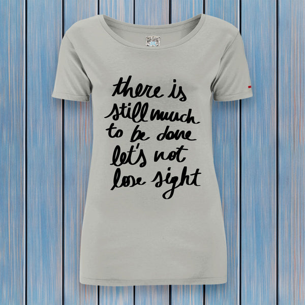 Not Lose Sight T-Shirt Donna T-Shirt