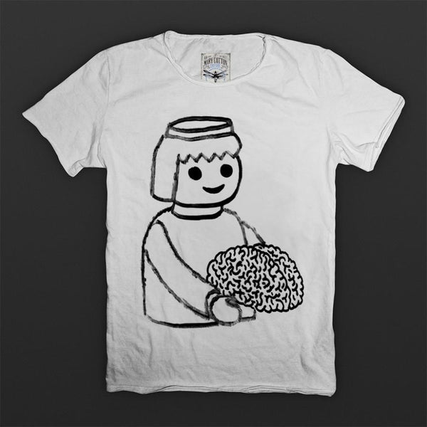 Playmobil T-Shirt Uomo