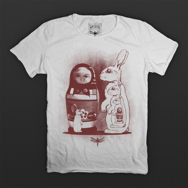 Rabbit T-Shirt Uomo