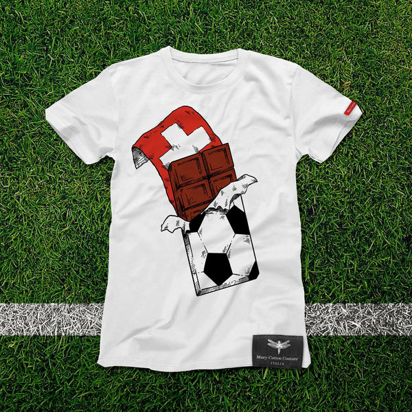 Switzerland Kids T-Shirt Bambino