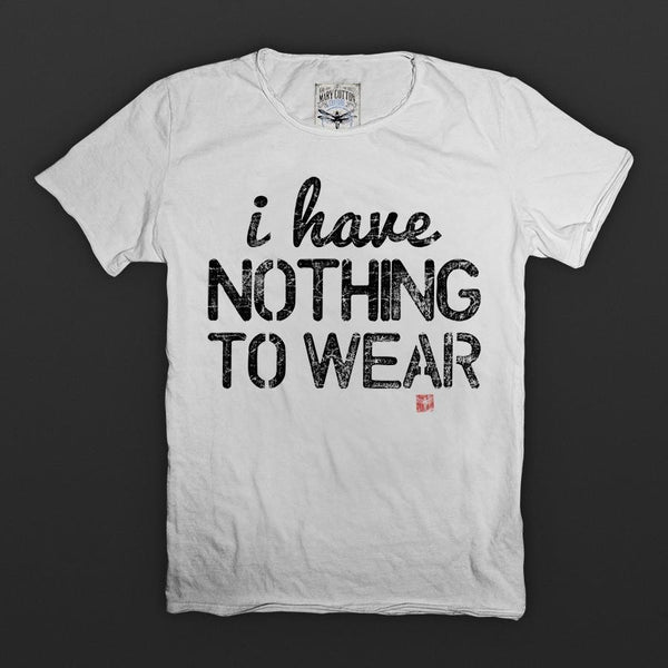 Nothing Wear T-Shirt Uomo T-Shirt