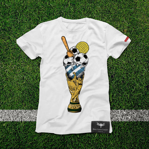 World Cup Kids T-Shirt Bambino