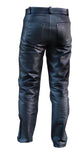 Leather Pants made for Motorcycle Riding Thick