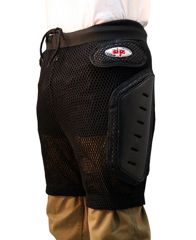 Perrini Motorcycle Racing Underwear Shorts Hip Protector Bike Riding Armored Shorts