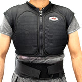 Perrini Motorcycle Racing Under Suit Spine Protector Bike Riding Padded Vest