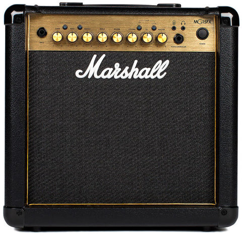 Amplifiers For Sale Marshall MG15GFX American Guitarstore
