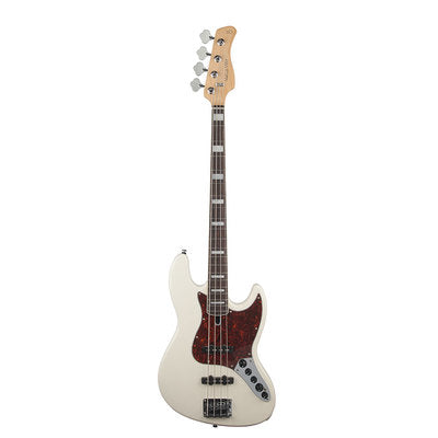 Marcus Miller V7A4 BK Aldler 4 String Antique White
