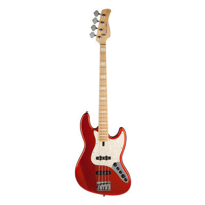 Marcus Miller V7S4  Bright Metallic Red Swamp Ash