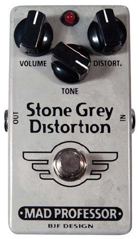 Effect Pedals For Sale Mad Professor Stone Grey American Guitarstore