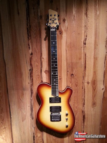 The Alternative Guitar Company 34 1/2 Deluxe Mocca