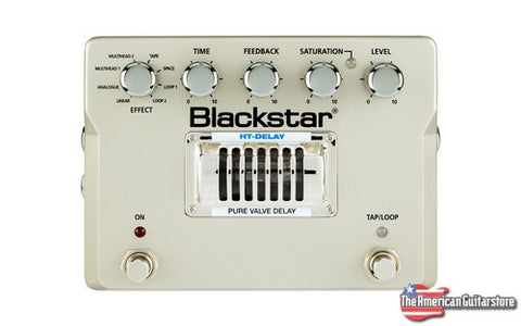 Effect Pedal For Sale Blackstar HT Delay American Guitarstore