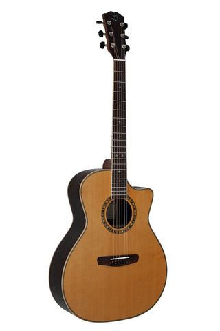 Acoustic Guitar For Sale Dowina W-Cabernet GAC American Guitarstore
