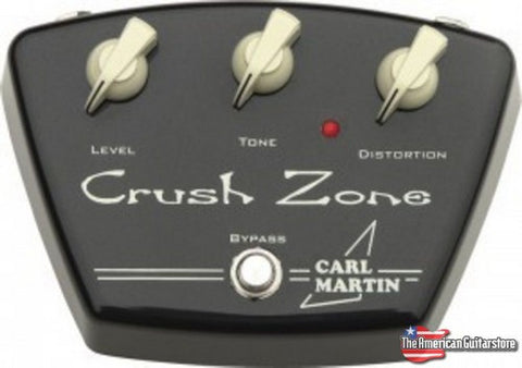 Effect Pedal For Sale Carl Martin Crush Zone American Guitarstore