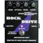 Effect Pedal For Sale Carl Martin Rock Drive American Guitarstore