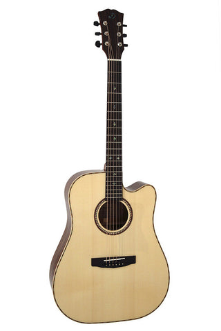 Acoustic Guitar For Sale Dowina W-Chardonnay DC  American Guitarstore