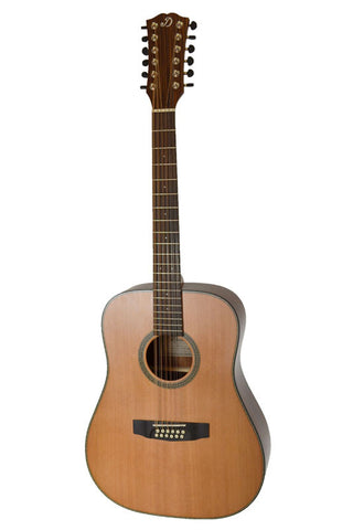 Acoustic Guitar For Sale Dowina Rustica D-12 American Guitarstore