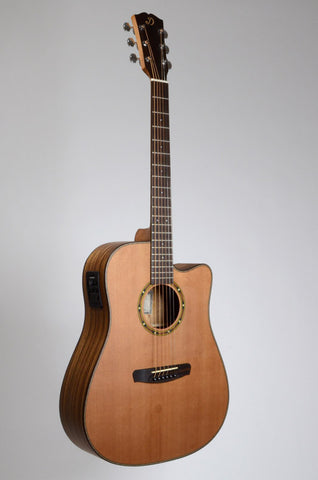Acoustic Guitars For Sale Dowina W-Marus DCE American Guitarstore