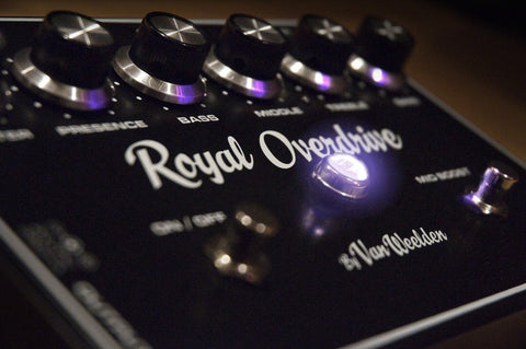 The World famous Royal Overdrive