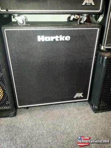 Amplifiers For Sale Hartke AK115 American Guitarstore