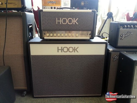 Hook Silverstar Head plus Cab American Guitarstore