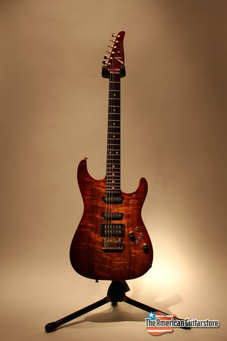Electric Guitars For Sale | Tom Anderson Drop top Koa (Occasion) | American Guitarstore