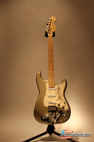 Electric Guitars For Sale | Squier Stratocaster Jimi Hendrix | American Guitarstore