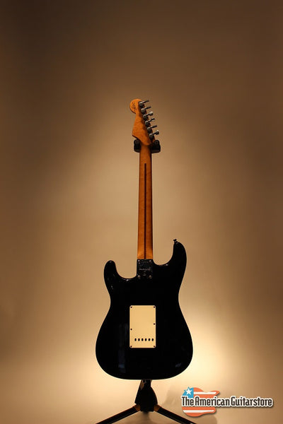 Fender Stratocaster Custom Shop Black&gold