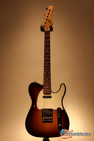 Electric Guitars For Sale G&L ASAT Classic Tabacco burst American Guitarstore