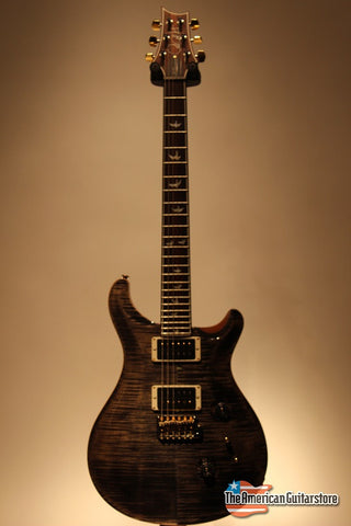 Electric Guitars For Sale PRS 30th Anniversary Custom 24 Charcoal Ltd Edition American Guitarstore