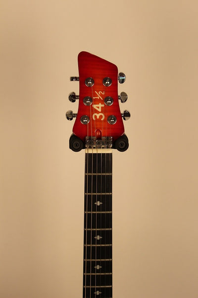The Alternative Guitar Company 34 1/2 Custom Cherry Sun