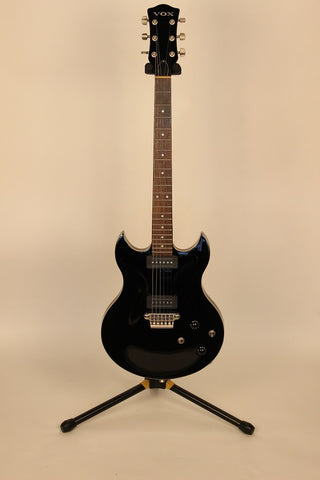 Electric Guitars For Sale | Vox SDC33 Black | American Guitarstore